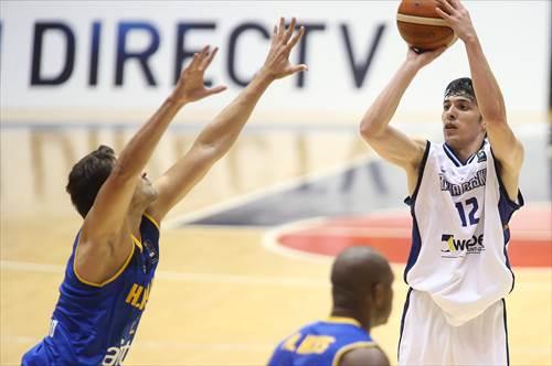 12 Lucio Redivo (ARG)