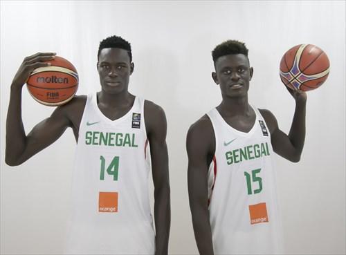 14 Mouhamed Sow (Senegal)