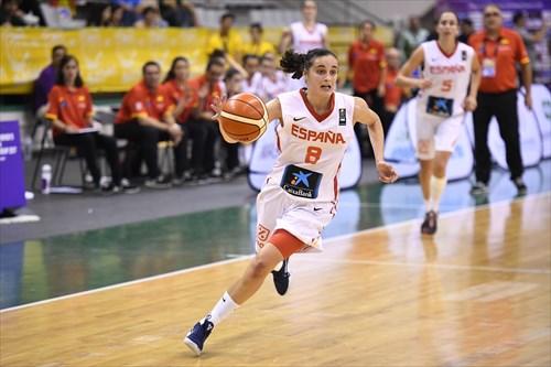 8 Angela Salvadores (ESP), ESP vs SLO