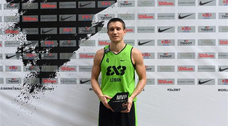 Top scorer Stojacic named MVP at FIBA 3x3 World Tour Penang Masters