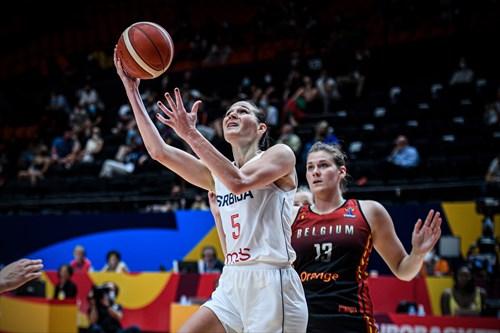 5 Sonja Vasic (SRB)