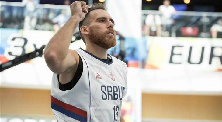 The new Serbian 3x3 Academy is a wealth of knowledge