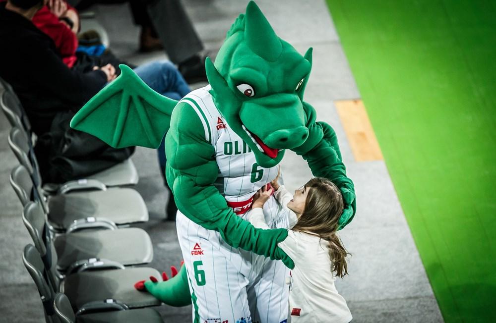 Petrol Olimpija - Basketball Champions League 2018-19