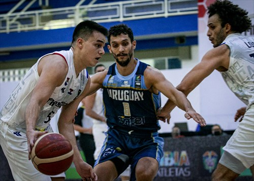 8 Marcos Cabot (URU), 5 Jorge Dario Martinez Rojas (PAR)