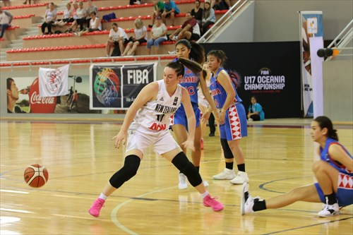 10 Ashlee Strawbridge (NZL)