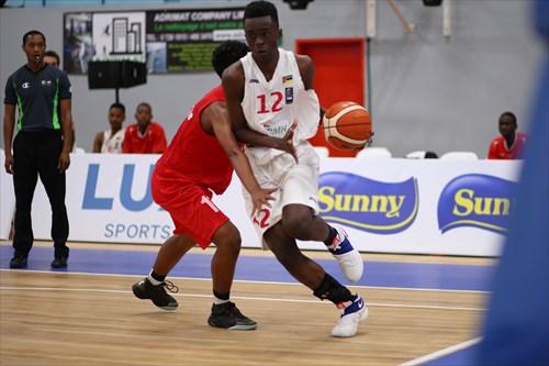 12 Mucombo Samuel Magagule (MOZ)