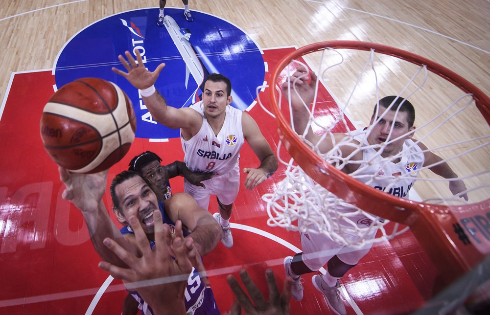 Serbia v Philippines boxscore - FIBA Basketball World Cup