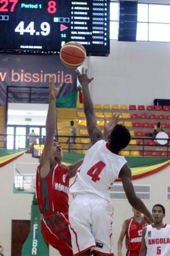 4 Selton Ricardo Fernandes MIGUEL (Angola); 8 Soufiane ENNADI (Morocco)