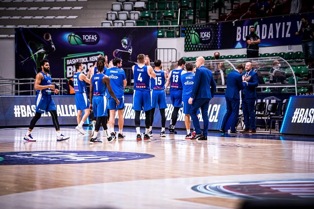 Kalev/Cramo - Basketball Champions League 2022 - FIBA.basketball