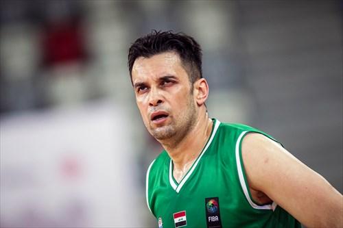 10 Ali Hamad (IRQ)