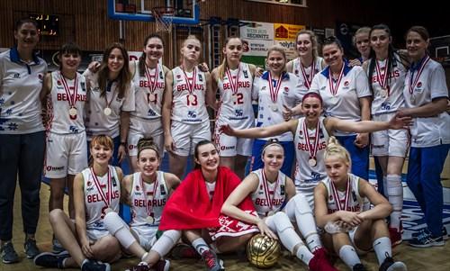 Runners-up, Belarus