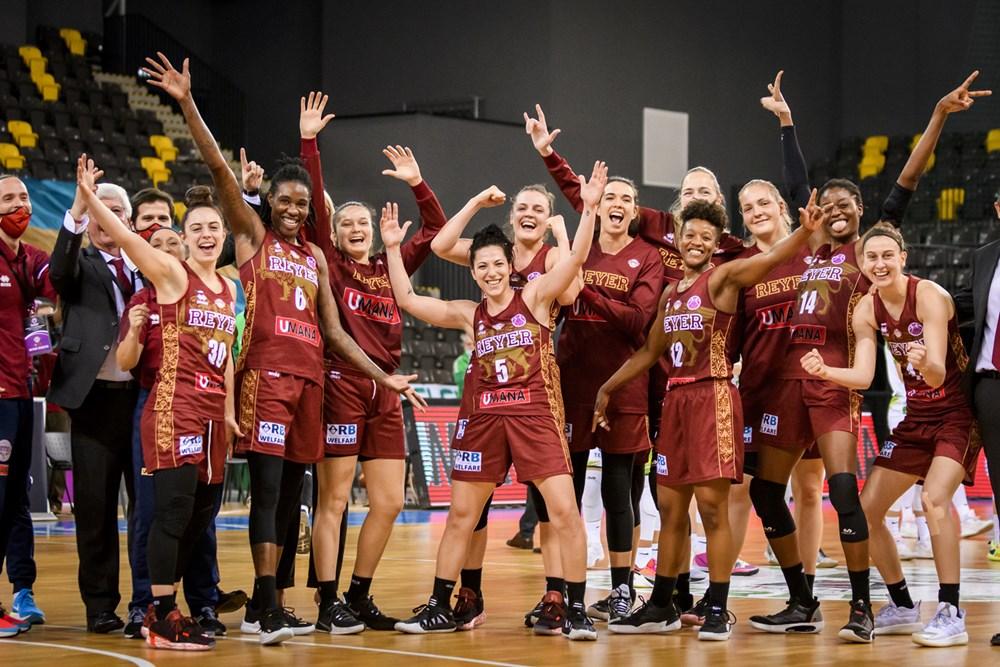 EuroCup Women – La Reyer Venezia è alle Final Four, piegato l'ACS Sepsi-SIC
