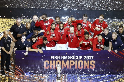 USA AmeriCup2017 Champion
