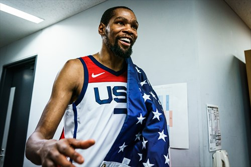 7 Kevin Durant (USA)