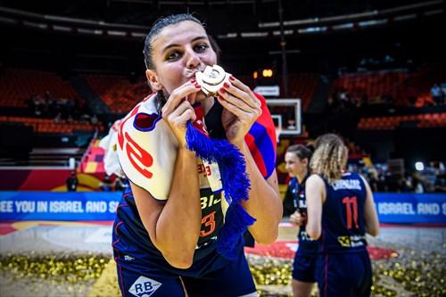23 Ana Dabovic (SRB)