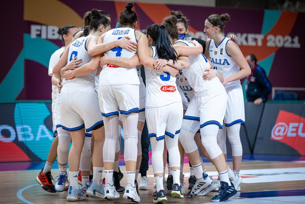 Prime amichevoli per le Azzurre, domani a Mulhouse Francia-Italia