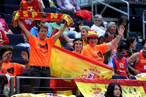 Fans Spain