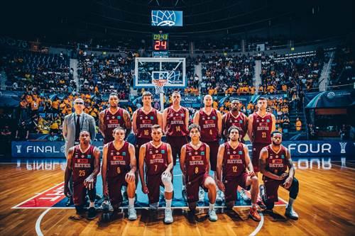 The team of Umana Reyer Venezia