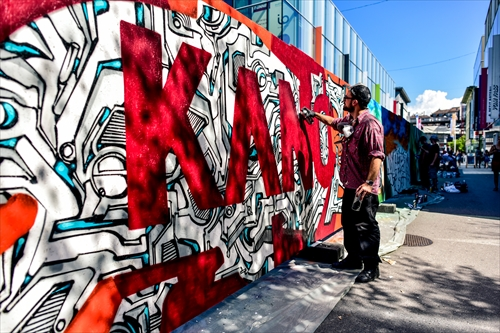 Urban project tagging event