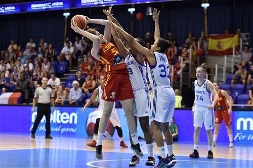 5 Maria Erauncetamurguil (ESP), FRA vs ESP