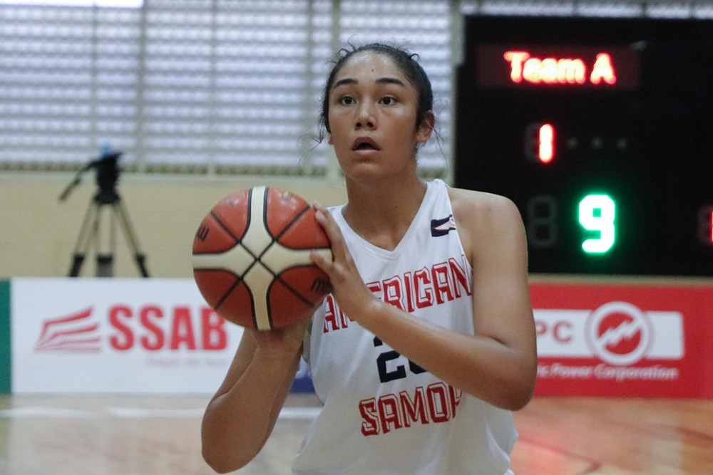 ASA vs FIJ - Pacific Games: Tournament for Women 2019 - FIBA ...
