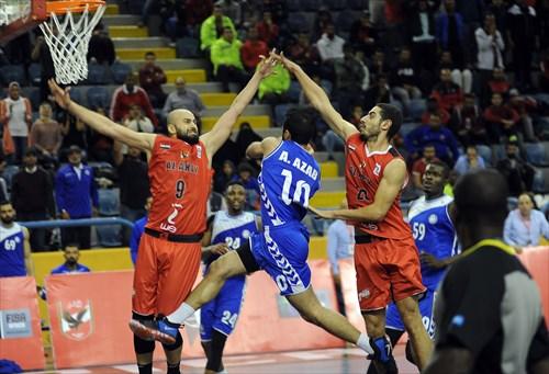 23 Mohamed Abouelnasr (ASC), 10 Ahmed Farag (SMO)