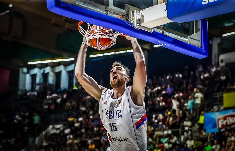 Serbia v Estonia boxscore - FIBA Basketball World Cup 2019 European  Qualifiers 2019 - 16 September - FIBA.basketball