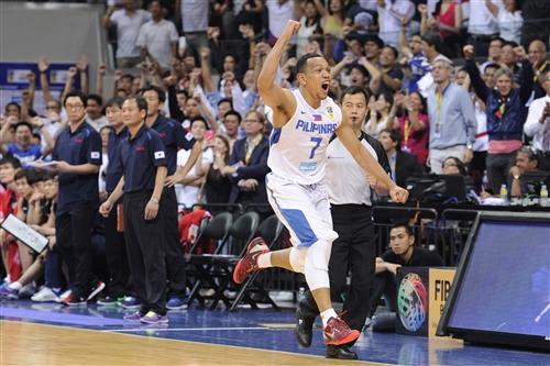 Jayson WILLIAM (Philippines)