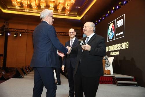 FIBA Congress 2019 - Award Ceremony