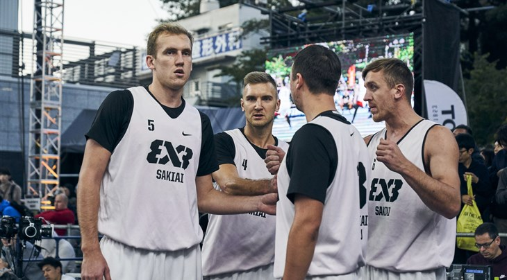 Ten players to watch at the Hoptrans3x3 event in Lithuania