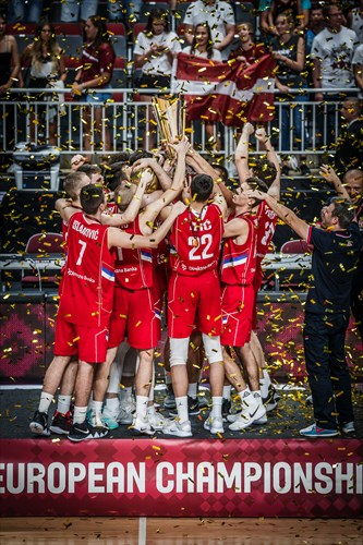 Champions Serbia