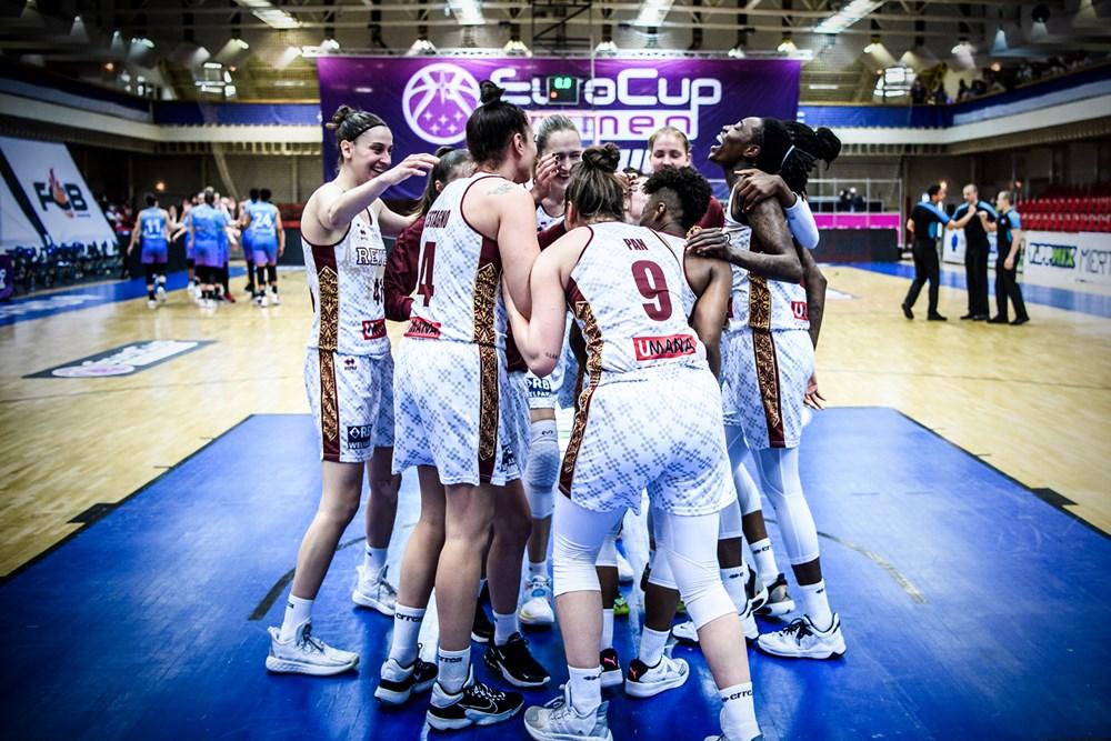EuroCup Women, sarà Reyer Venezia – Valencia la finale!