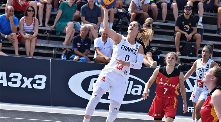 France's women and Netherlands' men win FIBA 3x3 U23 Nations League West-South Europe Conference