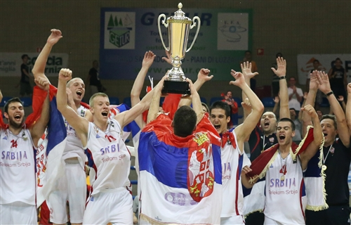 FIBA U20 European Championship 2015