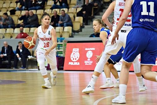 16 Katarzyna Trzeciak (POL)