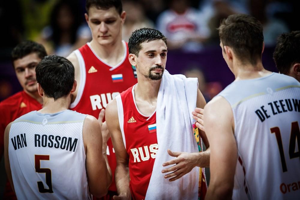 1 Aleksei Shved (RUS)