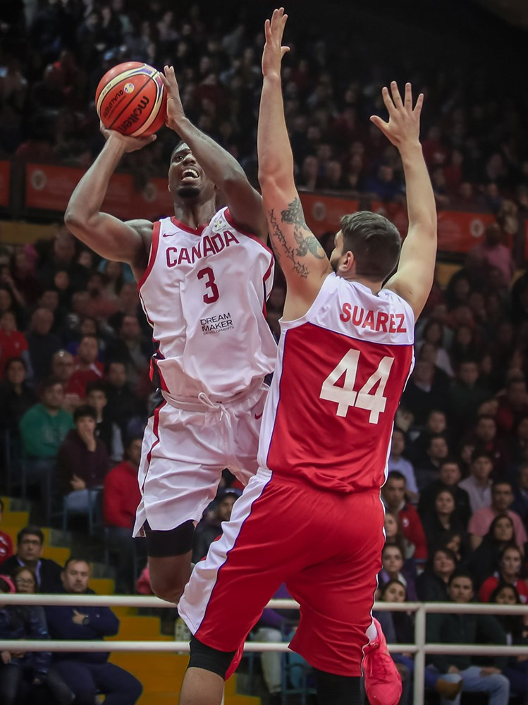 canada fiba basketball world cup 2019 americas qualifiers 2019