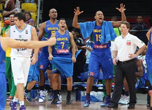 15 Marcus  Toledo (BRA), 7 Henrique Coelho (BRA)