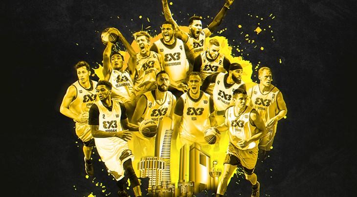Teams confirmed for FIBA 3x3 World Tour Jeddah Final 2020
