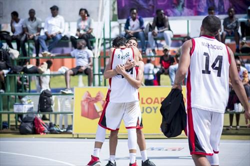 44 Saifeldeen Moustafa (EGY), 7 Youssef Helmy (EGY)