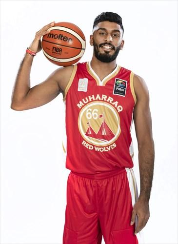 66 Mohamed Juma (Muharraq)