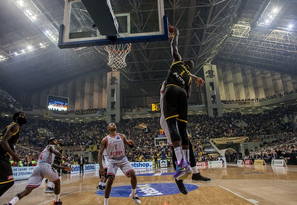 AEK - Basketball Champions League 2018-19