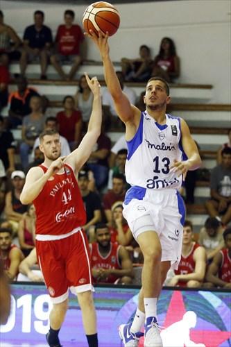 13 Juan Ignacio Santiso (MAL)