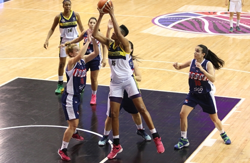 15 Narlyn MOSQUERA (Colombia)