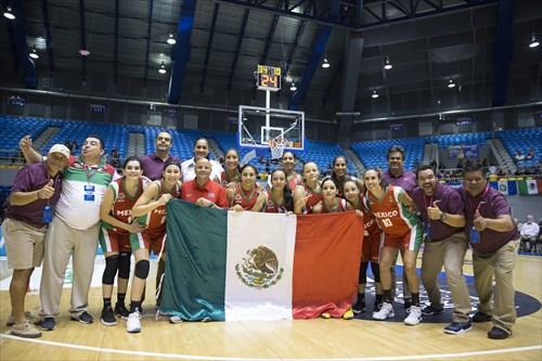 Mexico Wins Bronze Medal