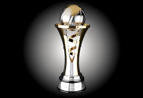 FIBA AfroBasket trophy