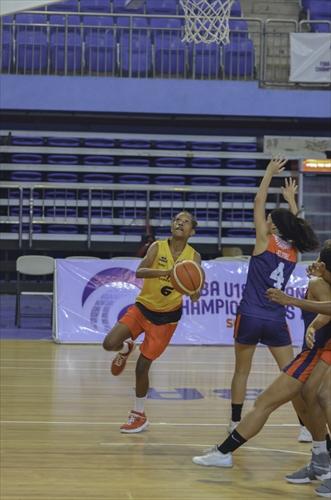 6 Betinah Nora Dobunaba (PNG), 4 Camarin Elaine Miranda Hattori (GUM)