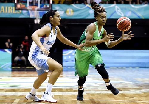 12 Ornella Santana (ARG), 55 Raphaella Monteiro Da Silva (BRA)