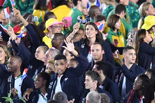 Team France - Opening Ceremony