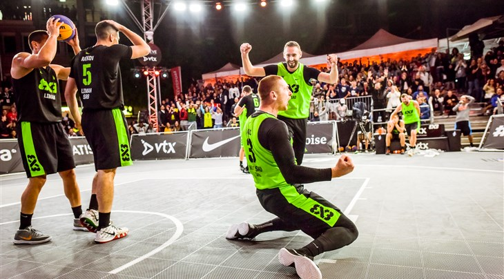Which was the best game of the FIBA 3x3 World Tour 2018?